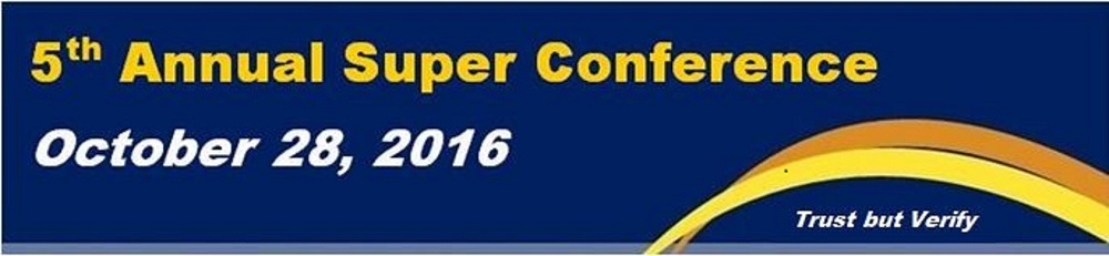 2016 Super Conference Logo