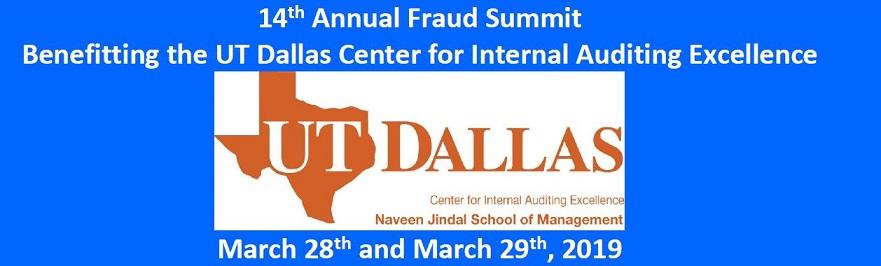 March 2019 eNews :: Institute of Internal Auditors, Dallas